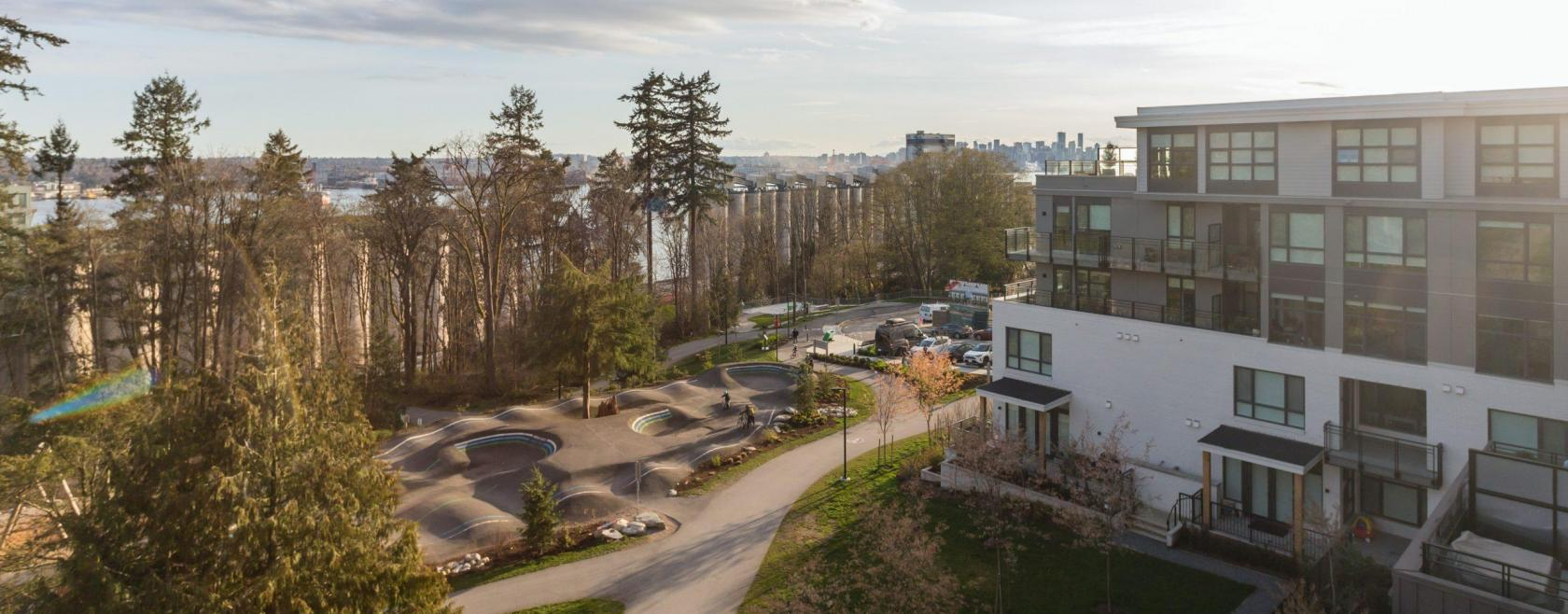 408 - 707 E 3rd Street, Queensbury, North Vancouver 2