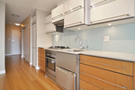 Kitchen at 610 - 718 Main Street, Mount Pleasant VE, Vancouver East