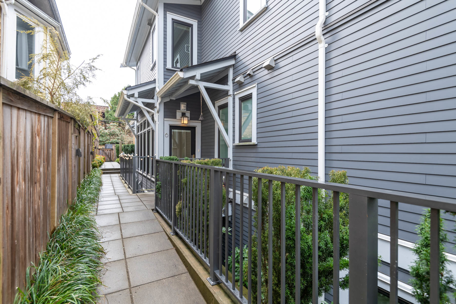 at 6 - 1540 Grant Street, Grandview VE, Vancouver East