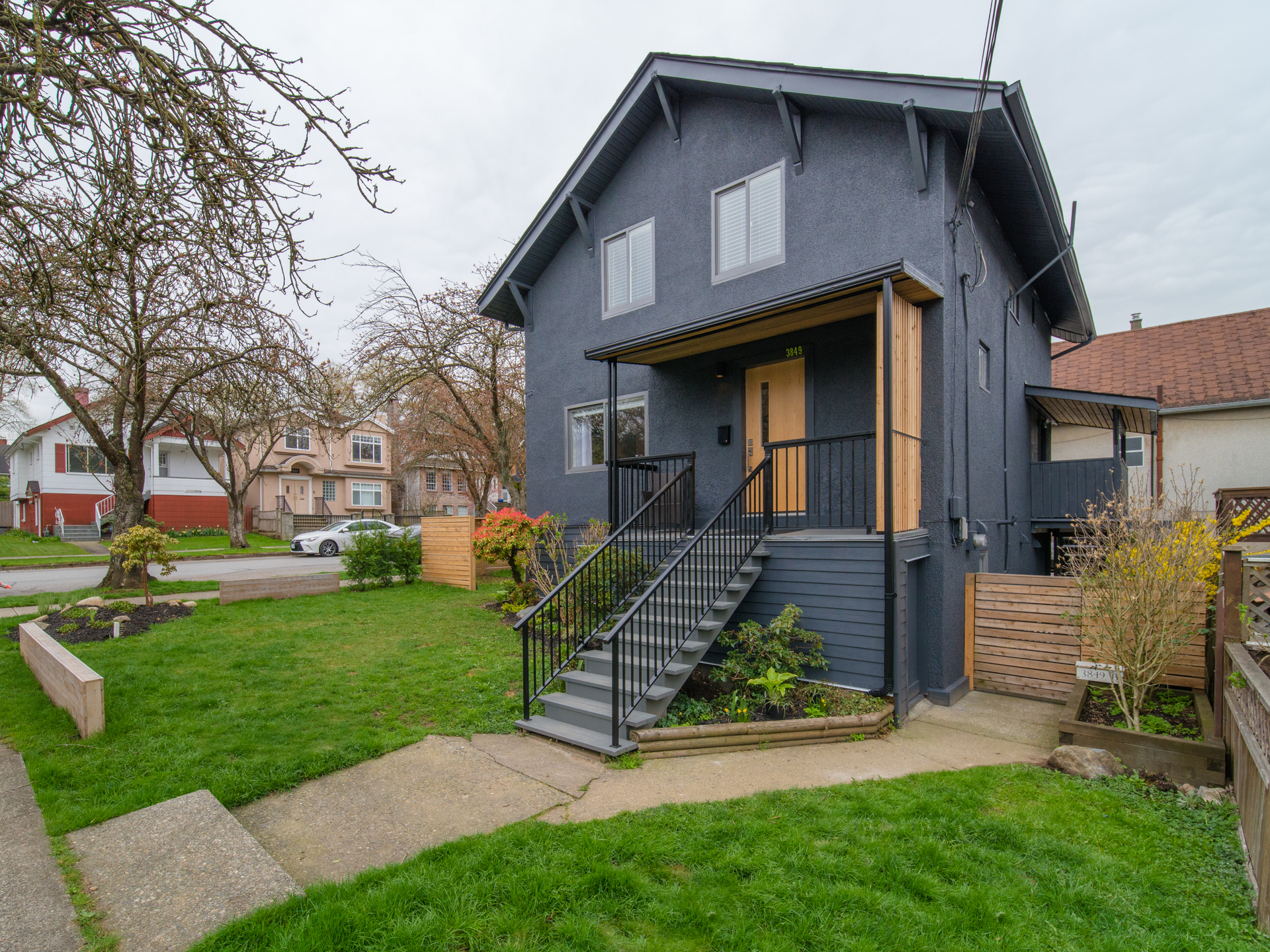 at 3849 St. Catherines Street, Fraser VE, Vancouver East