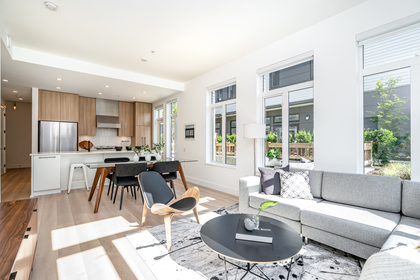 at 104 - 4118 Yukon Street, Cambie, Vancouver West