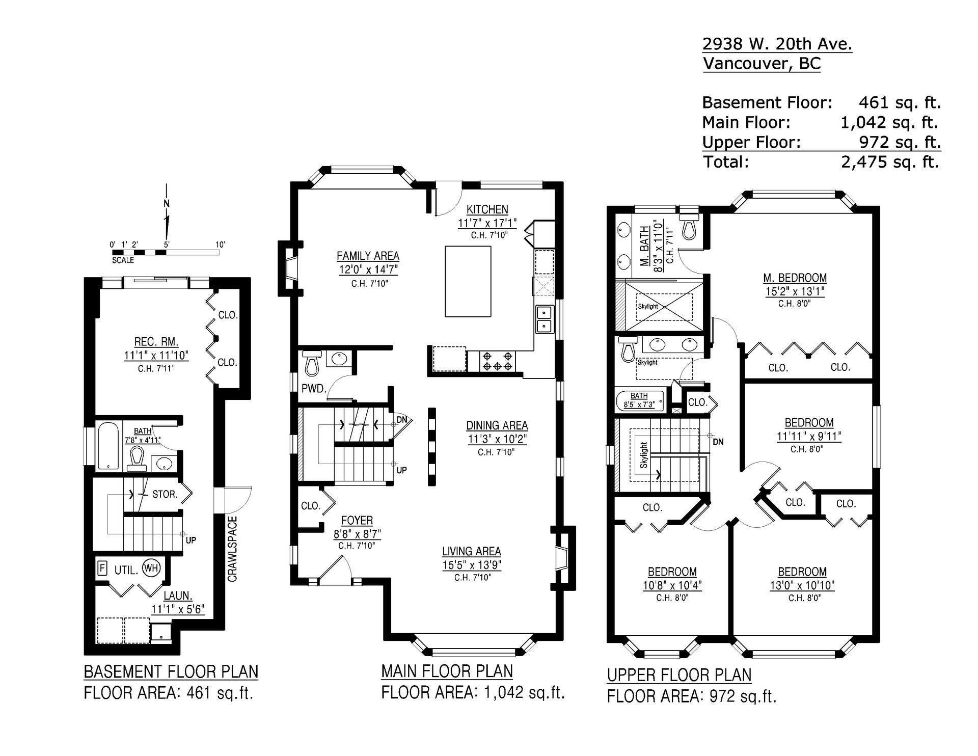 2938-west-20th-ave-floor-plan-no-branding at 2938 West 20th Avenue, Arbutus, Vancouver West