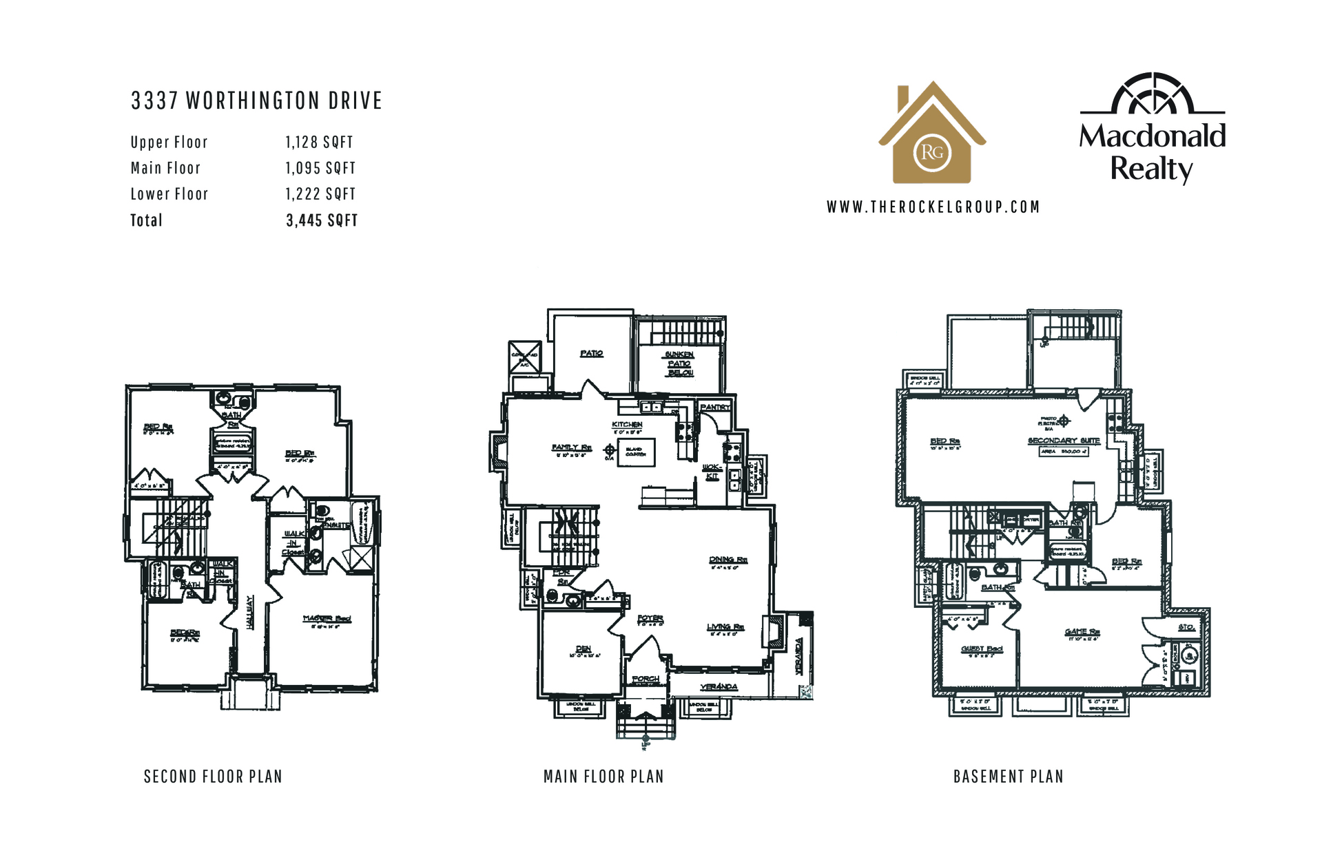 3337-worthington-drive-floor-plan at 3337 Worthington Drive, Renfrew Heights, Vancouver East