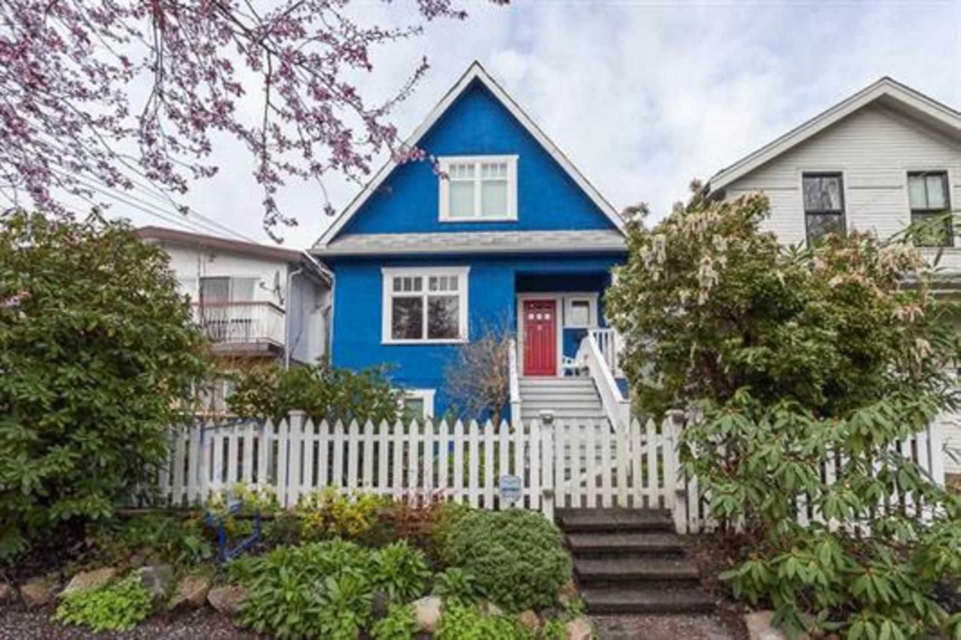 at 4283 Balkan Street, Fraser VE, Vancouver East