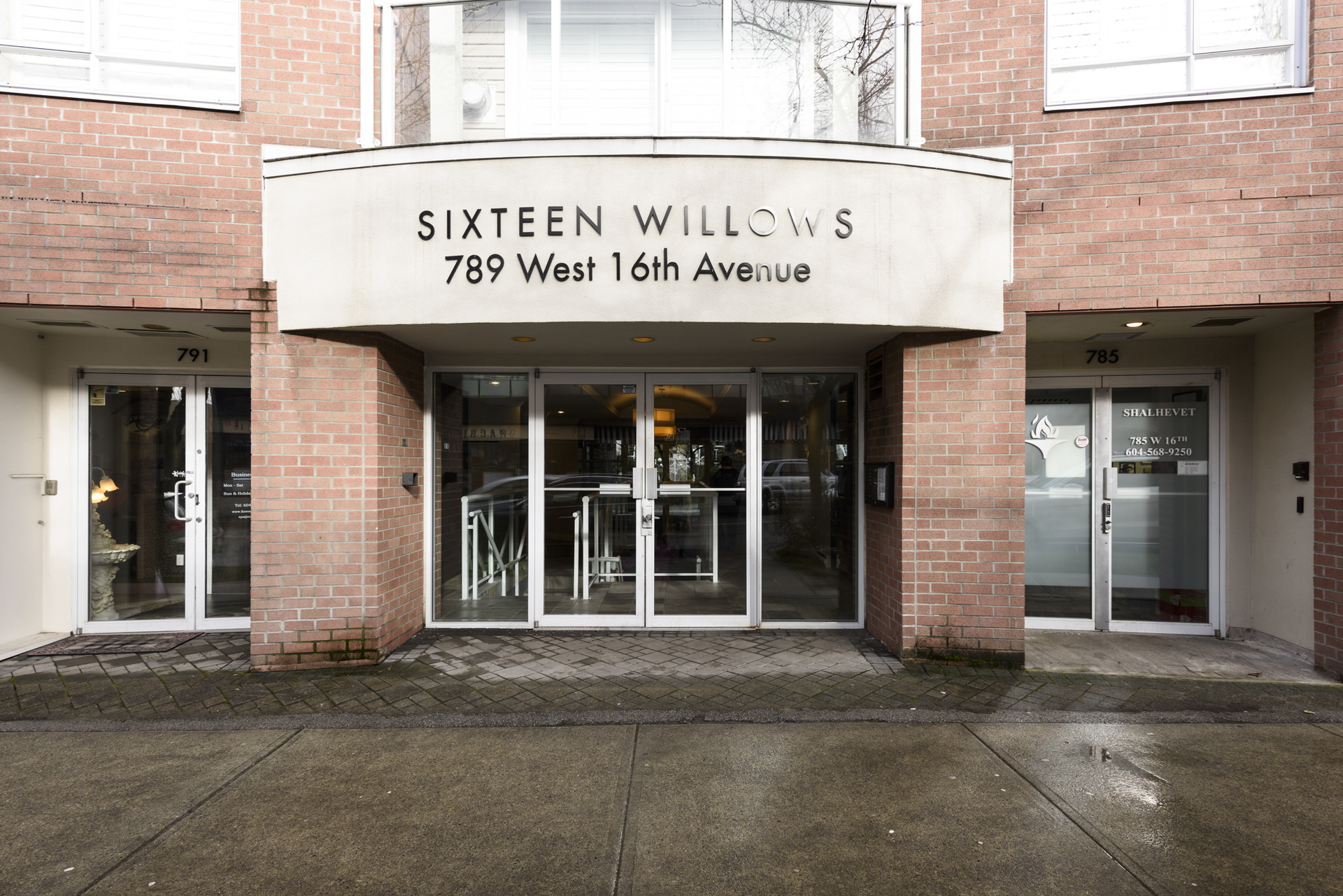 at 202 - 789 West 16th Avenue, Fairview VW, Vancouver West