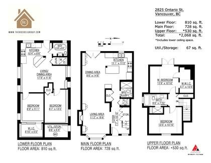2825-ontario-st-floor-plan at 2825 Ontario Street, Mount Pleasant VW, Vancouver West