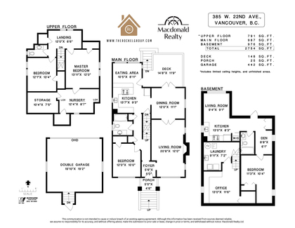 385-west-22nd-ave-floor-plan at 385 West 22nd Avenue, Cambie, Vancouver West