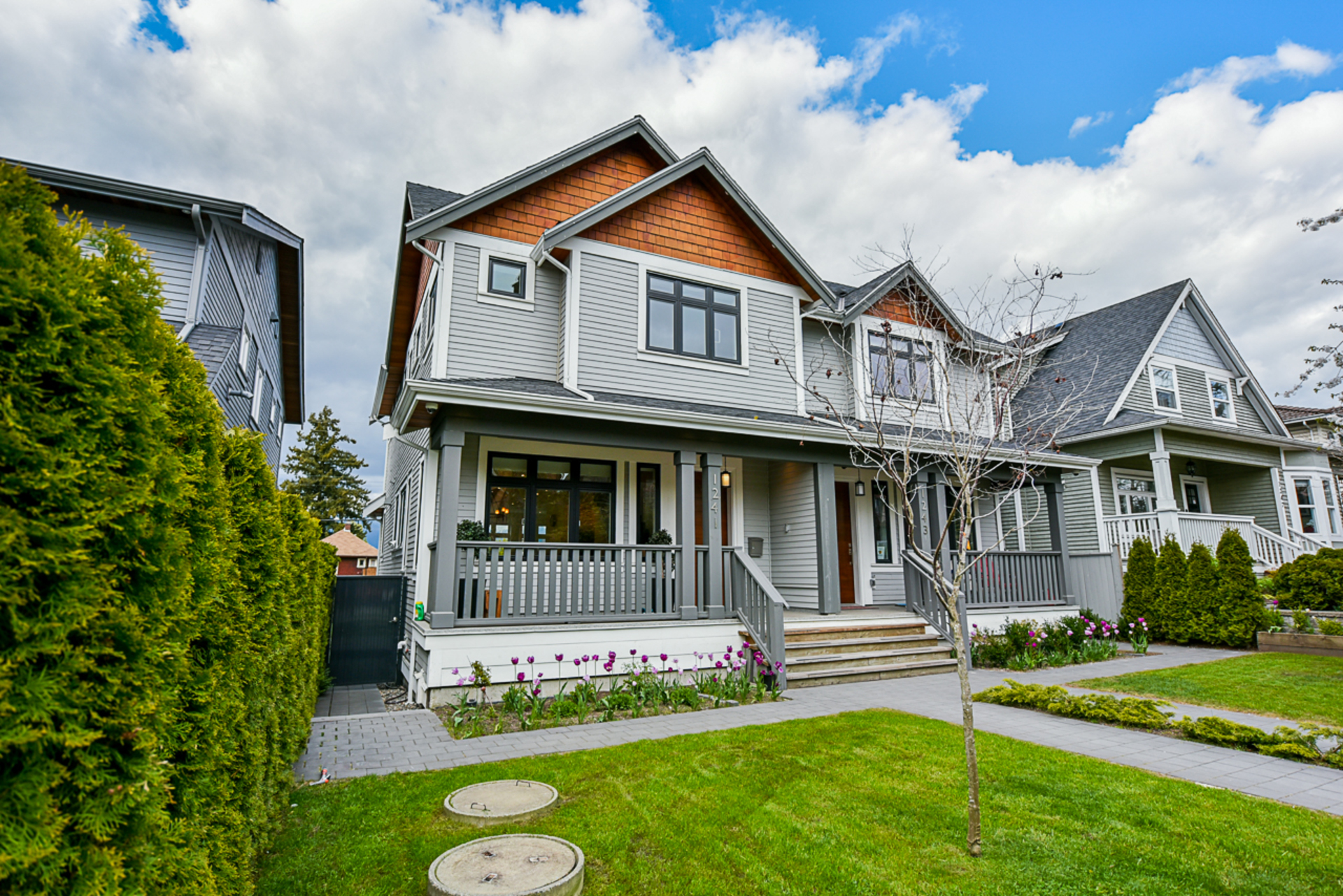at 1241 East 13th Avenue, Mount Pleasant VE, Vancouver East