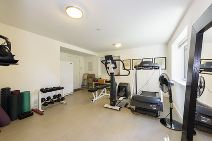 Gym/Fitness Room at 1989 West 37th Avenue, Quilchena, Vancouver West