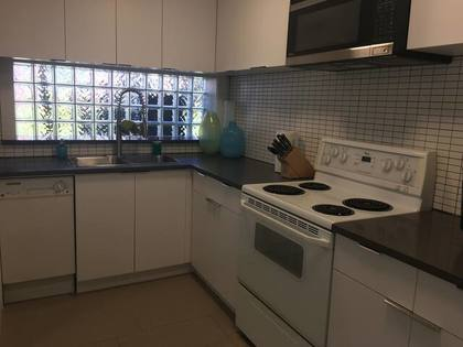 2 Bed Suite Kitchen at 1989 West 37th Avenue, Quilchena, Vancouver West