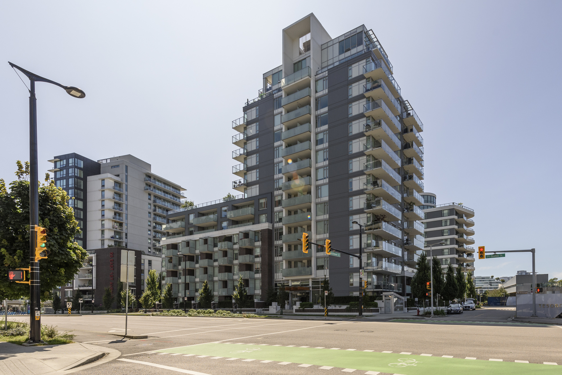 at 209 - 1661 Quebec Street, Mount Pleasant VE, Vancouver East