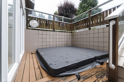 Hot tub at 1178 West 42nd Avenue, South Granville, Vancouver West