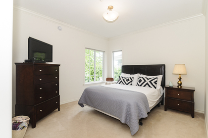 Additional bedroom on the main at 1178 West 42nd Avenue, South Granville, Vancouver West