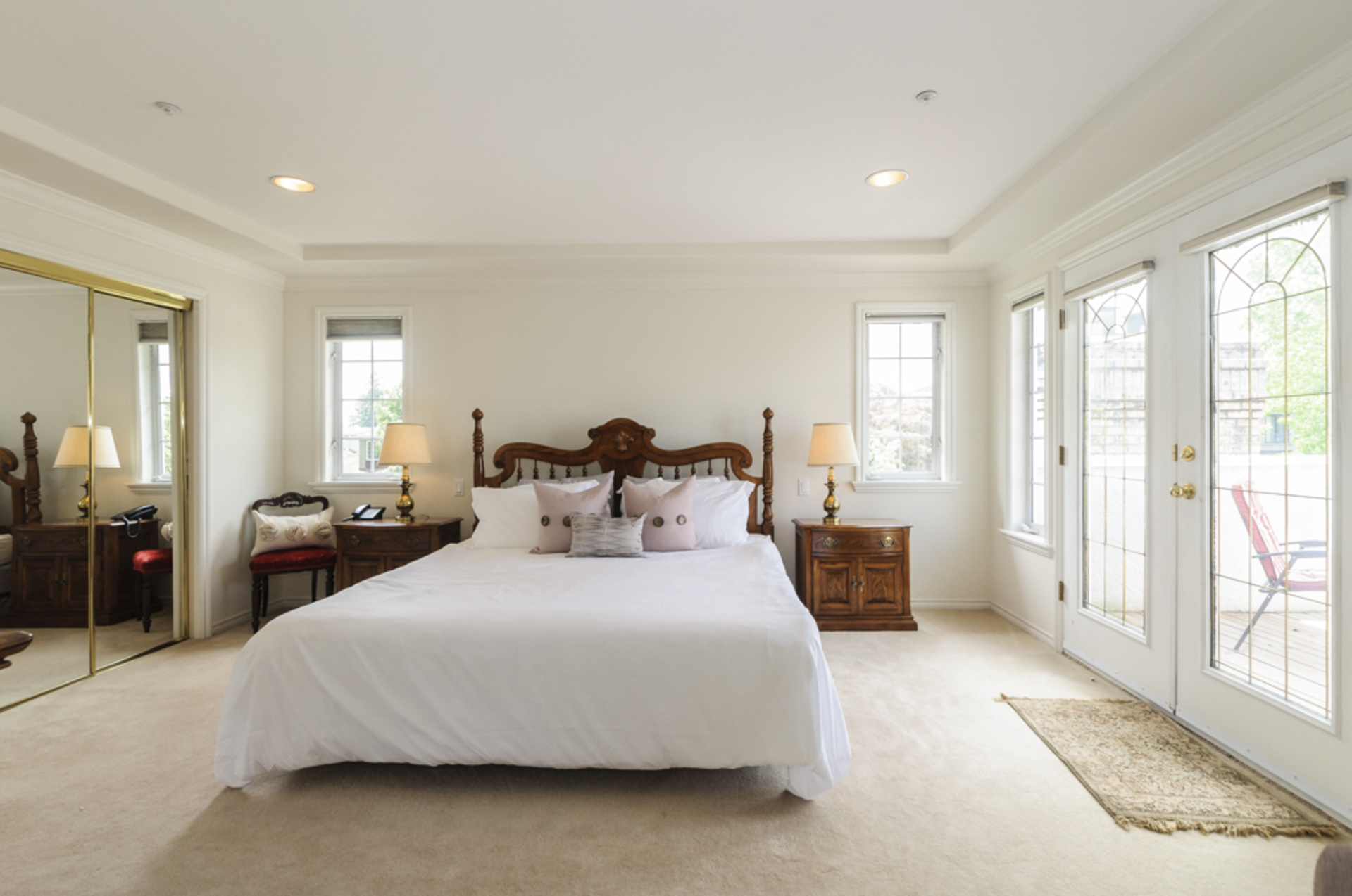 Wonderful Principal bedroom retreat at 1178 West 42nd Avenue, South Granville, Vancouver West