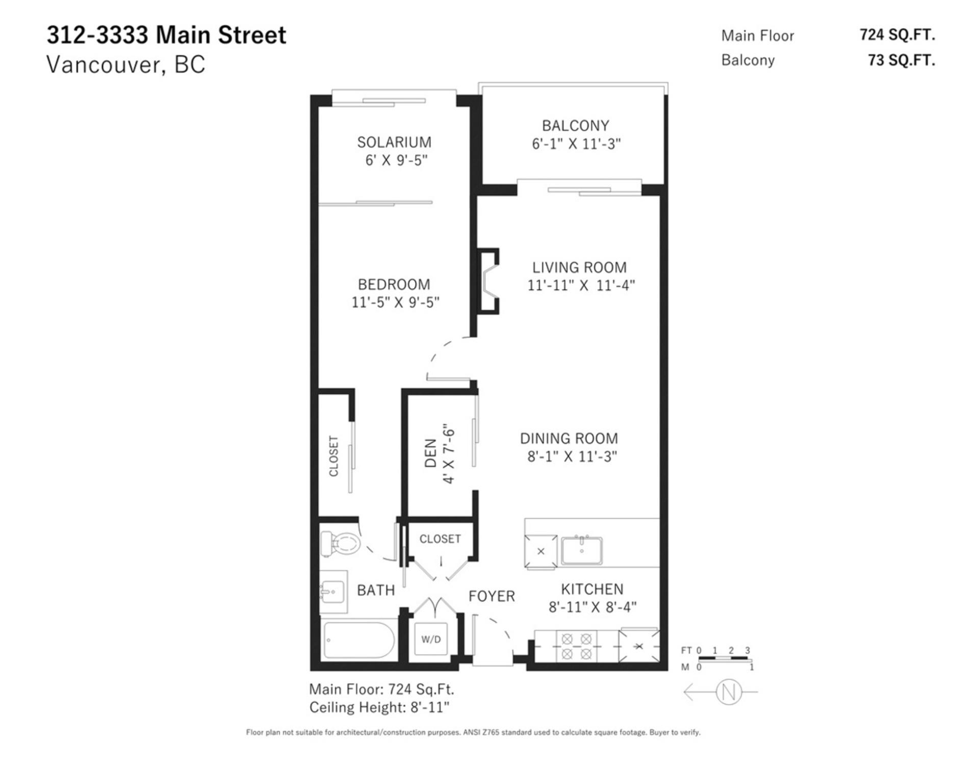 3333-main-street-main-vancouver-east-22 at 312 - 3333 Main Street, Main, Vancouver East