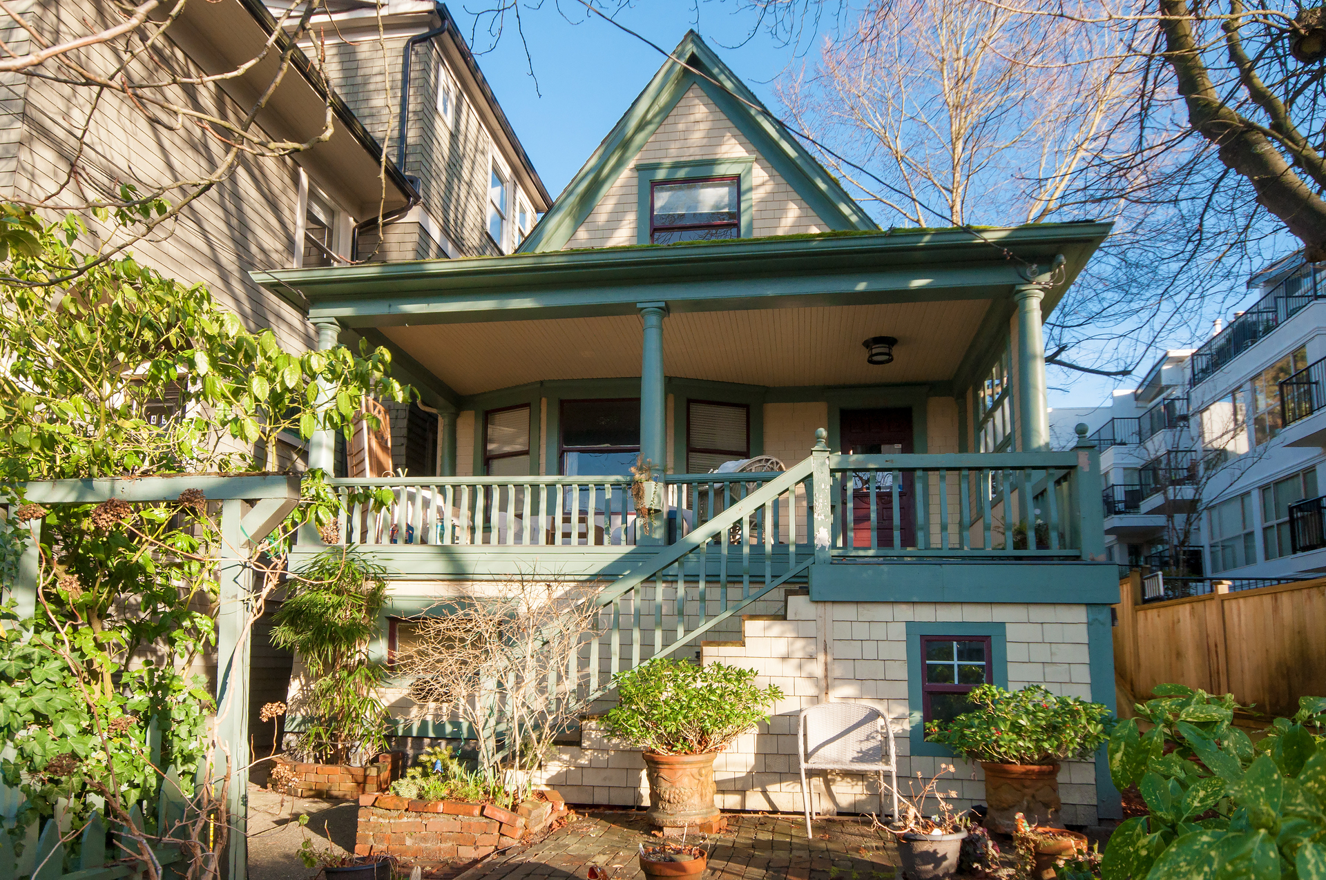 at 1928 Stephens Street, Kitsilano, Vancouver West