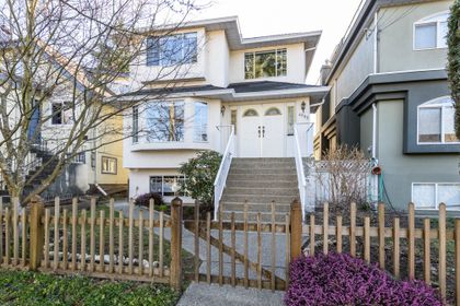 at 4588 James Street, Main, Vancouver East