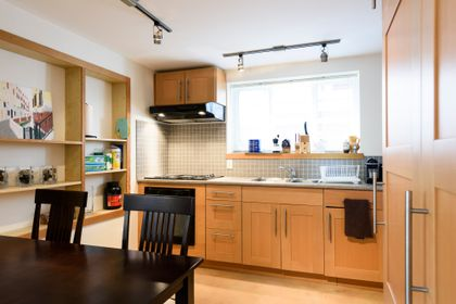 Kitchen at 865 West 18th Avenue, Cambie, Vancouver West