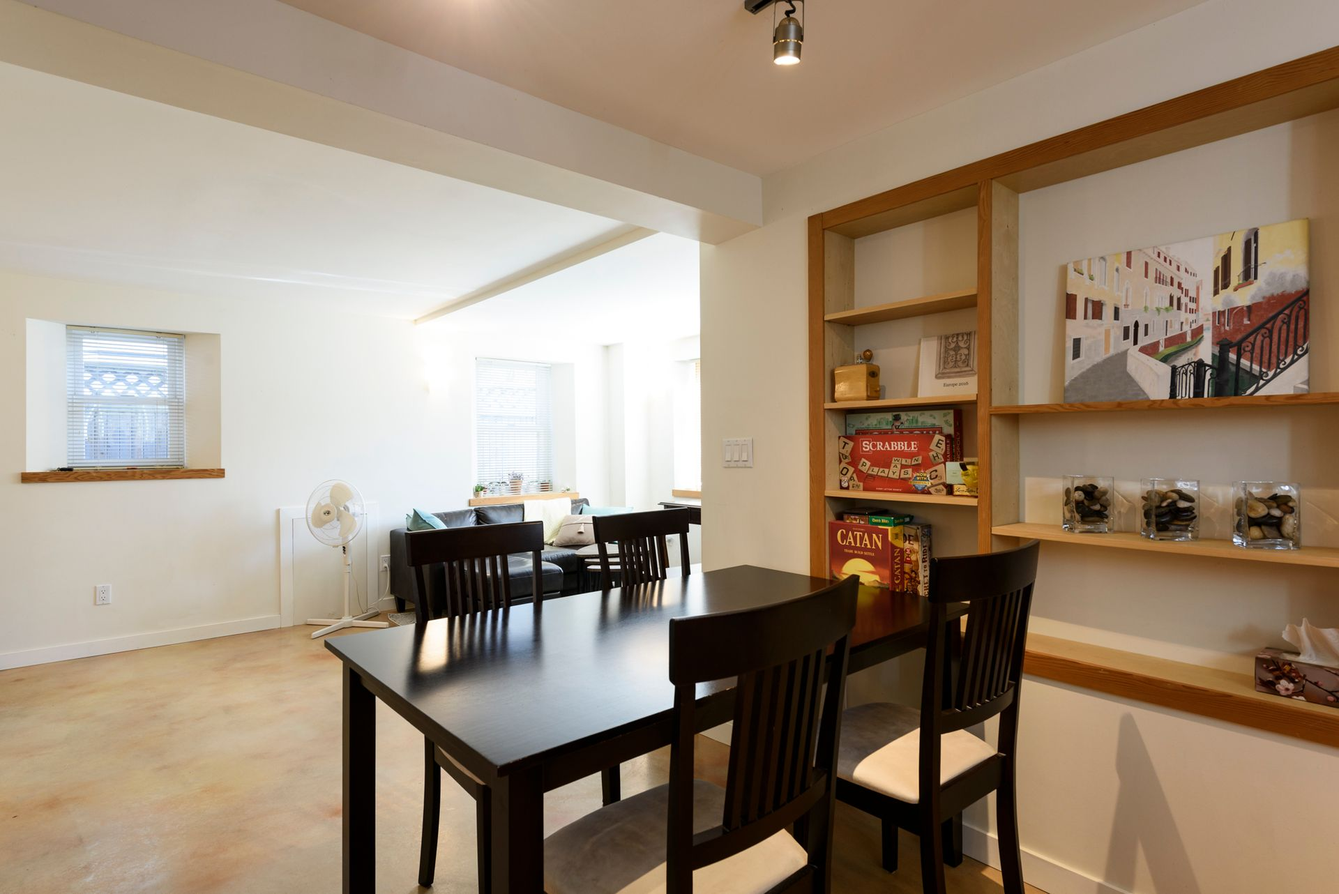 Dining area at 865 West 18th Avenue, Cambie, Vancouver West