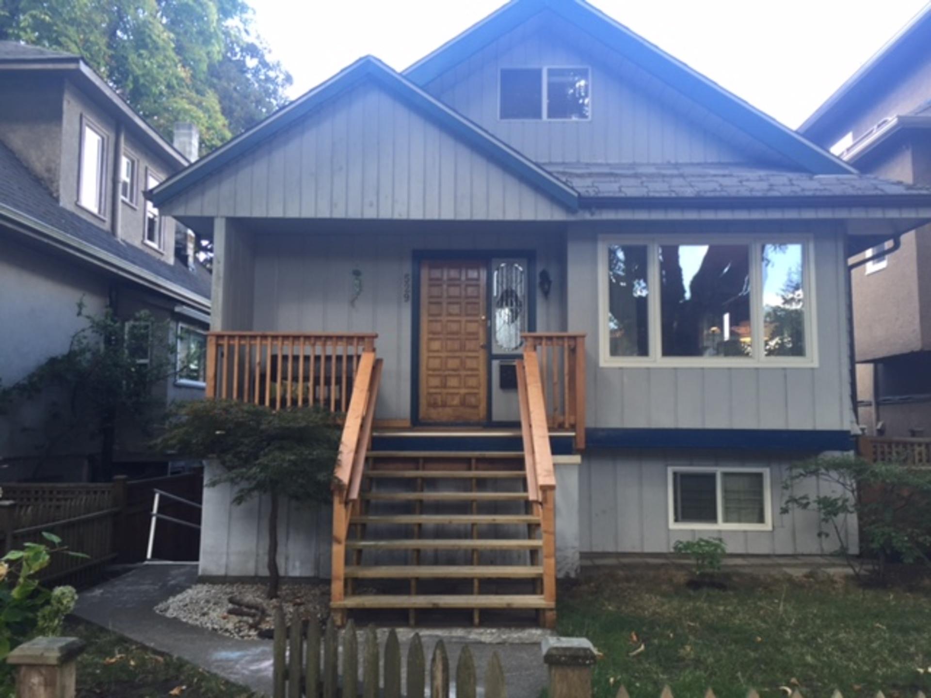 529-1 at 529 East 10th Avenue, Fraser VE, Vancouver East