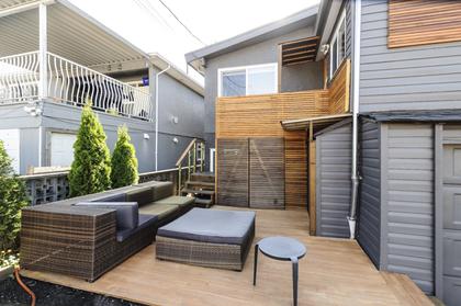 Sundeck at 4786 Windsor Street, Fraser VE, Vancouver East