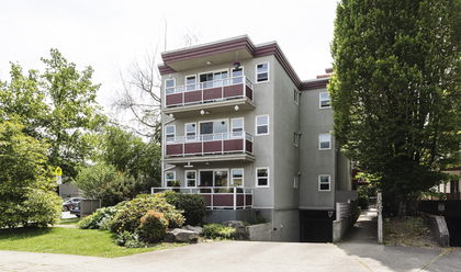 Exterior at 102 - 1206 W 14th Avenue, Fairview VW, Vancouver West