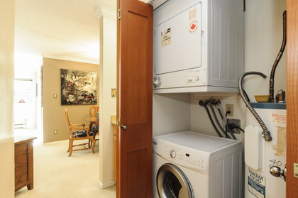 Laundry at 102 - 1206 W 14th Avenue, Fairview VW, Vancouver West