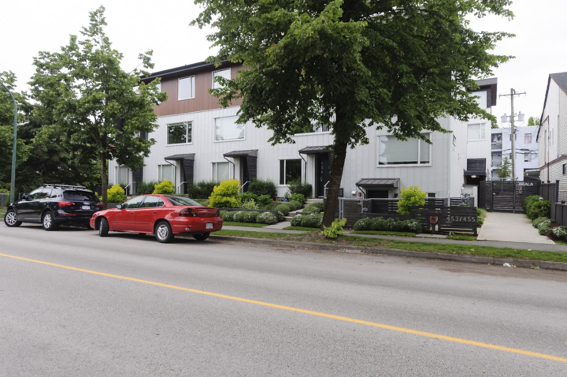 Exterior at 219 - 455 E 16th Avenue, Mount Pleasant VE, Vancouver East