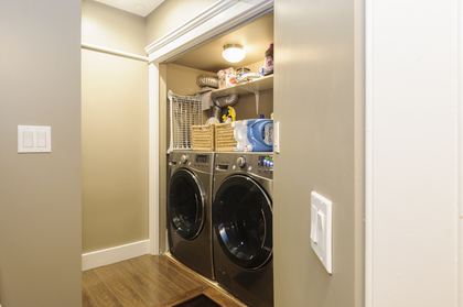 Laundry  - New Washer Dryer! at 876 West 23rd Avenue, Cambie, Vancouver West