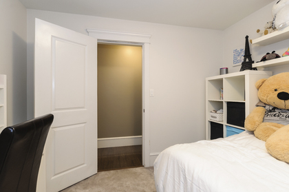Bedroom - Lower level at 876 West 23rd Avenue, Cambie, Vancouver West
