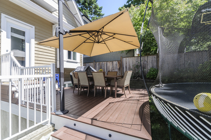Sundeck at 876 West 23rd Avenue, Cambie, Vancouver West
