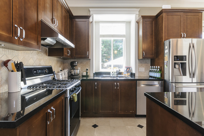 Kitchen - Plenty of stroage  at 876 West 23rd Avenue, Cambie, Vancouver West