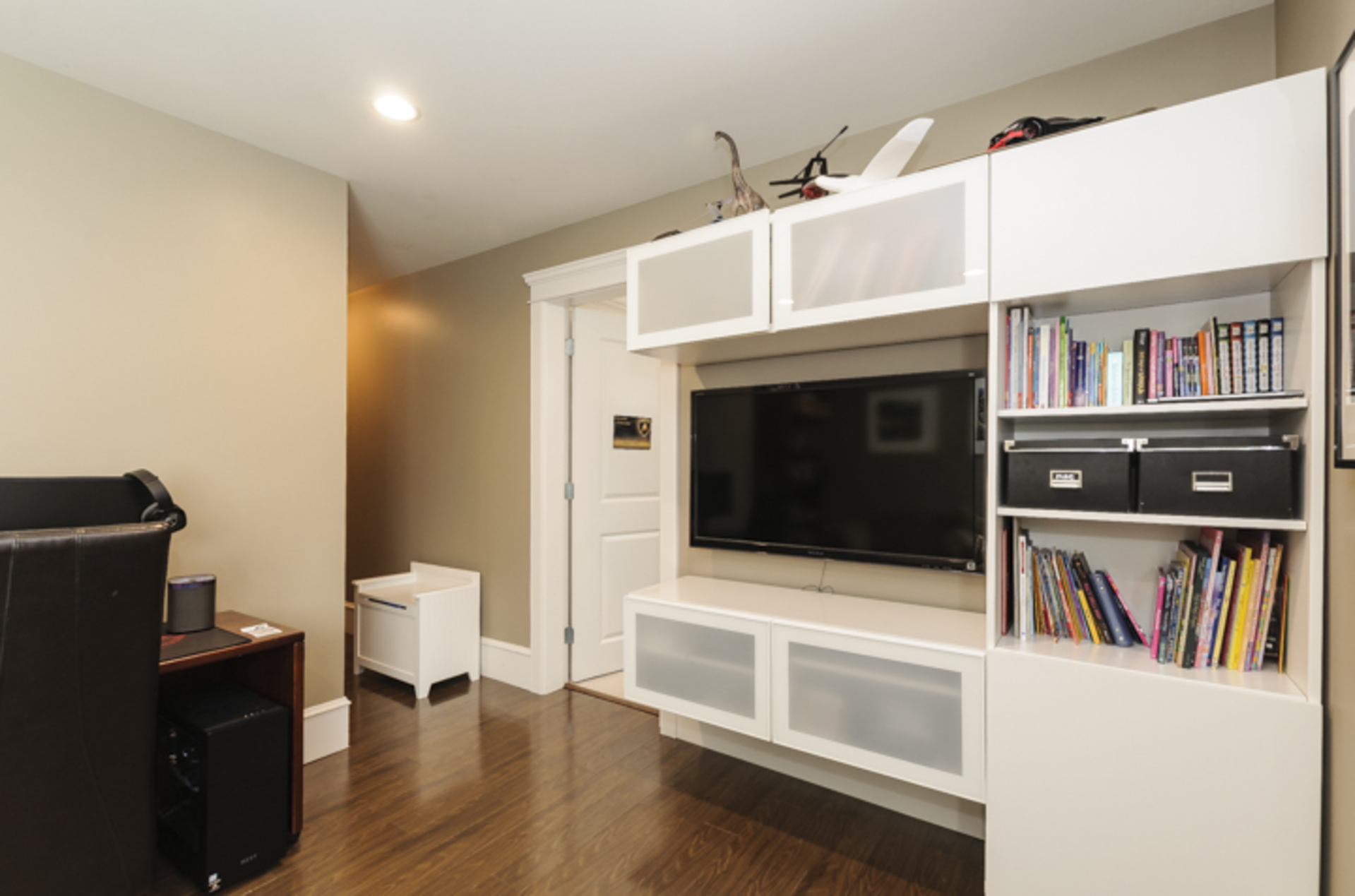 Rec room  at 876 West 23rd Avenue, Cambie, Vancouver West