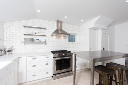 Kitchen at 2819 West 7th Avenue, Kitsilano, Vancouver West