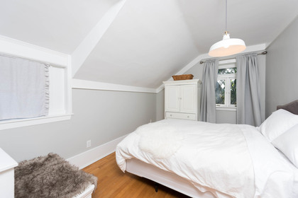 Bedroom at 2819 West 7th Avenue, Kitsilano, Vancouver West