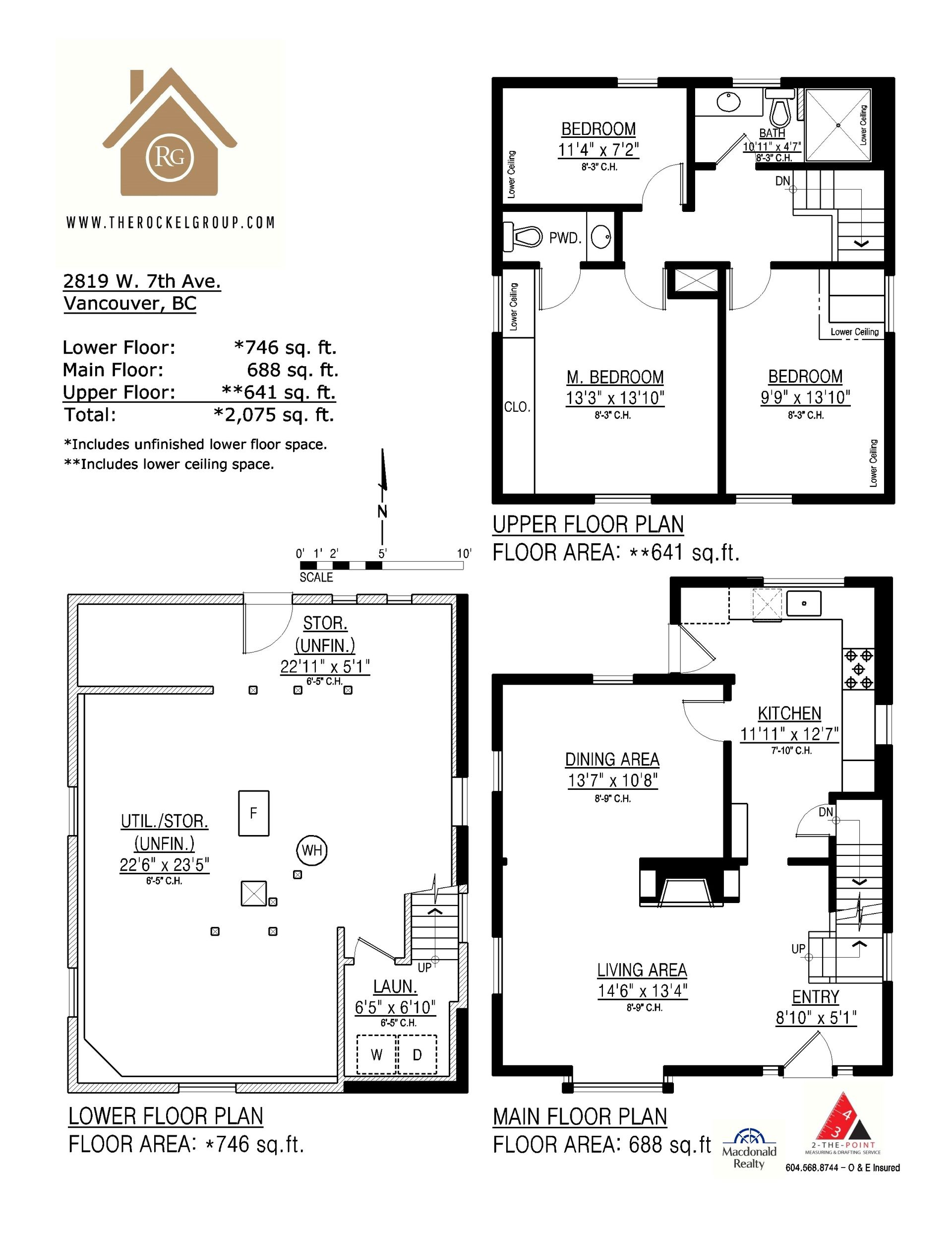 2819-west-7th-ave-floor-plan-2021 at 2819 West 7th Avenue, Kitsilano, Vancouver West