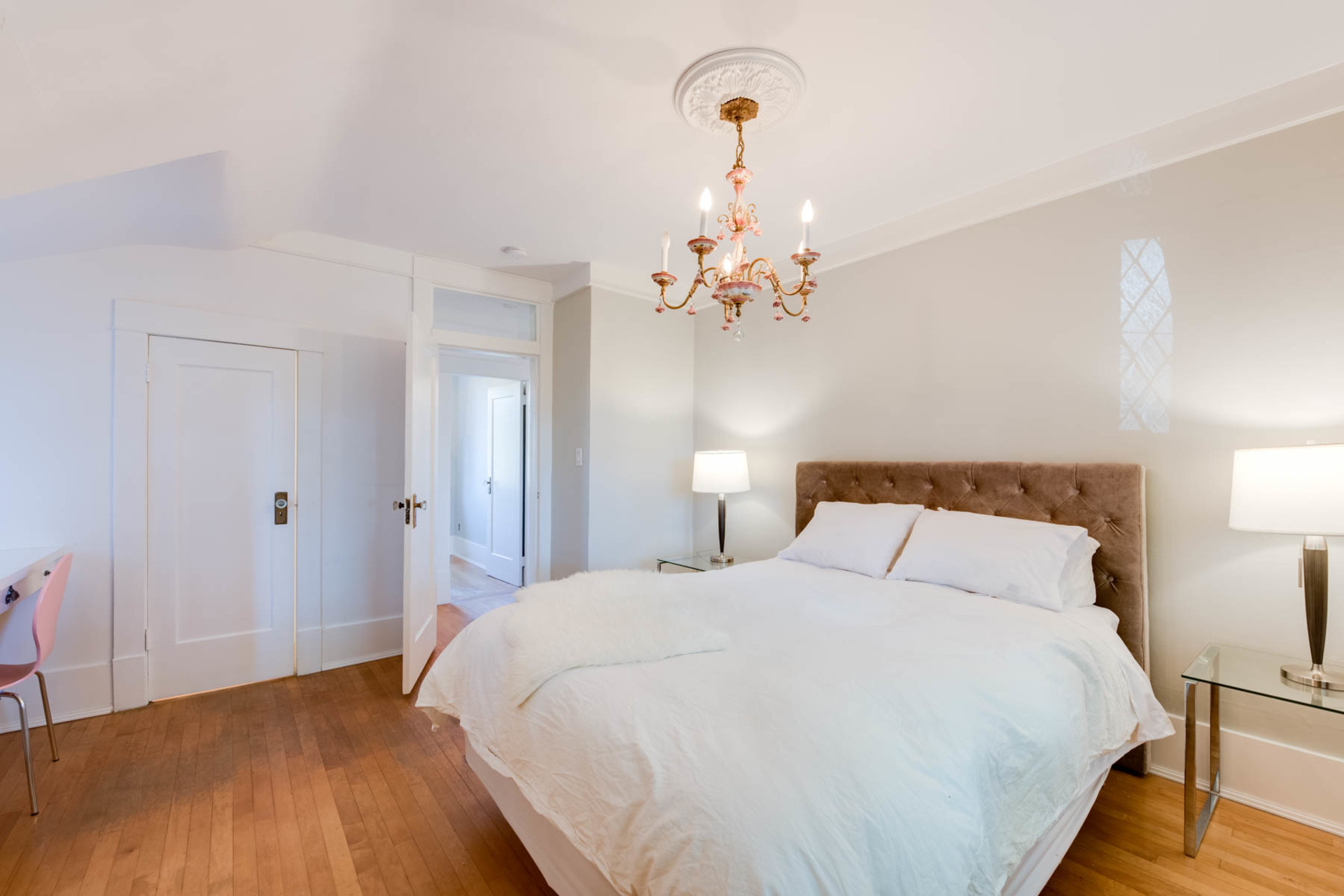 Master Bedroom  at 2819 West 7th Avenue, Kitsilano, Vancouver West