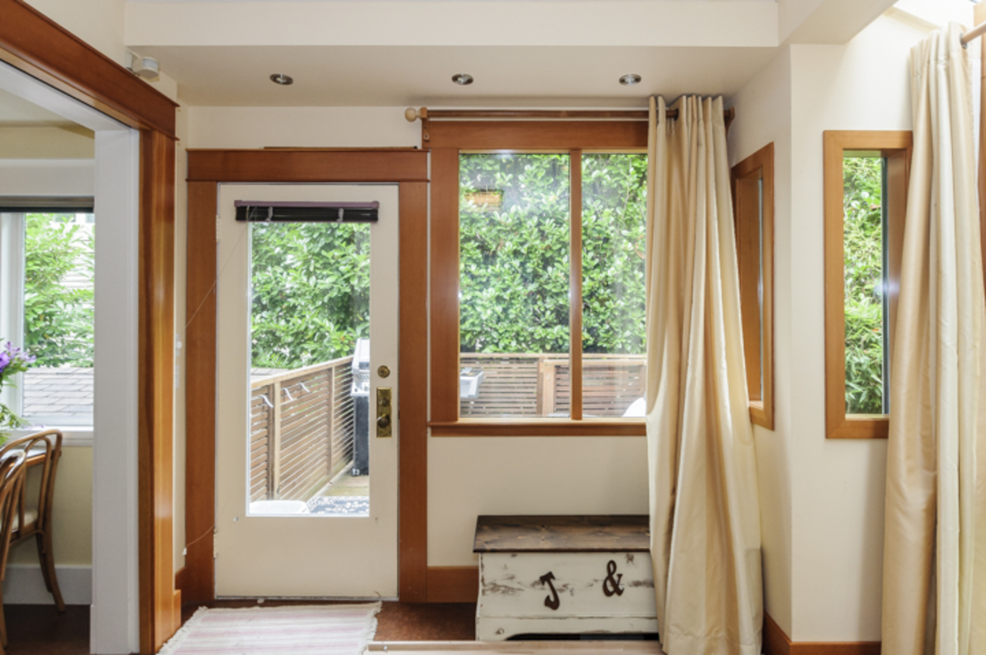 Beautiful wood trim everywhere you look! at 2617 West 7th Avenue, Kitsilano, Vancouver West