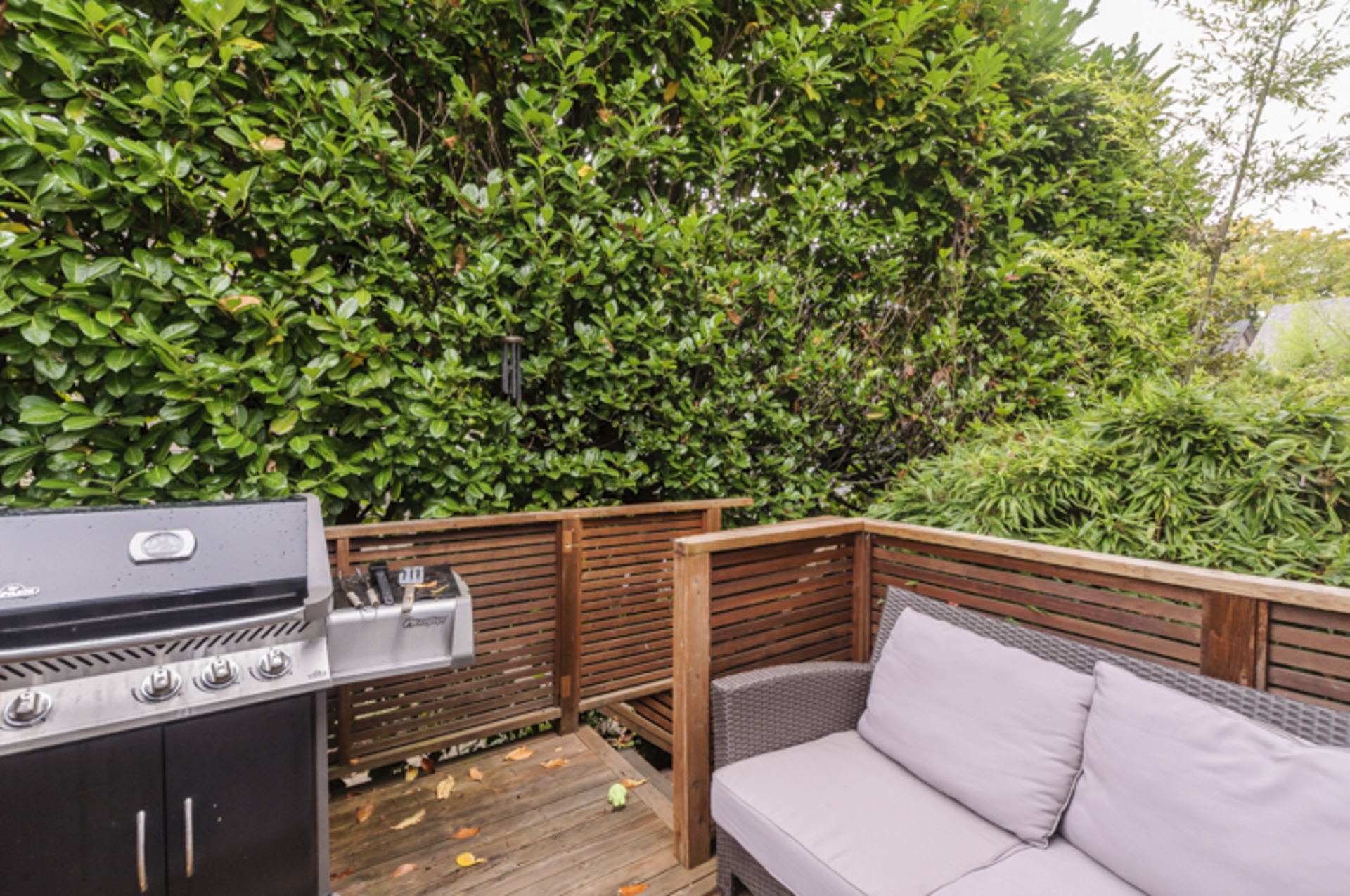 Second deck at 2617 West 7th Avenue, Kitsilano, Vancouver West