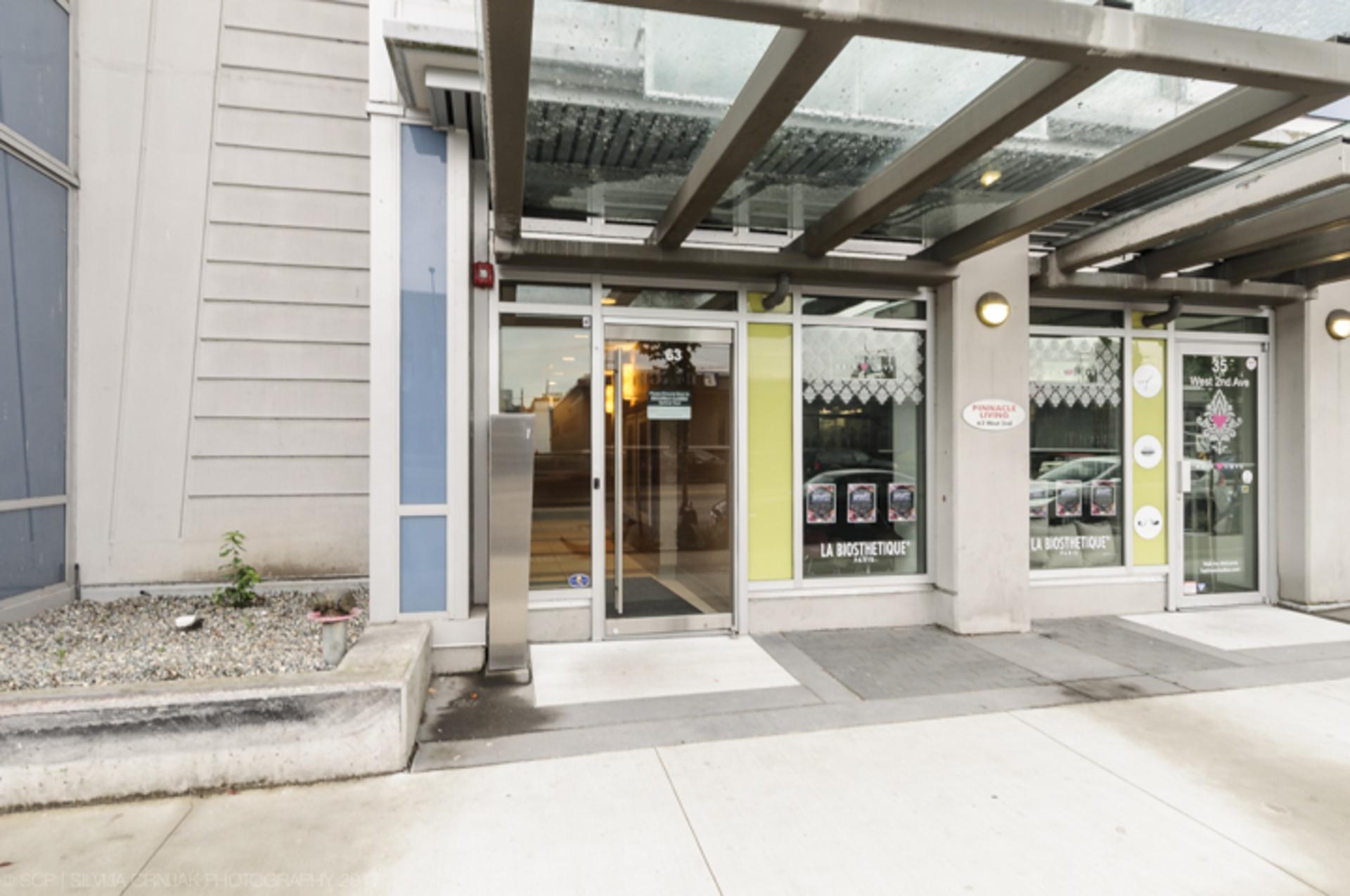 at 806 - 63 West 2nd Avenue, False Creek, Vancouver West