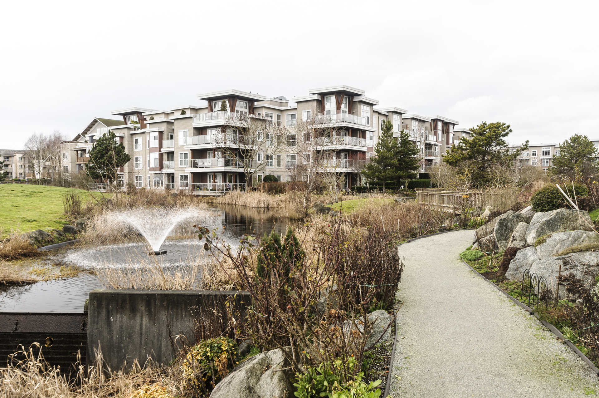 at 101 - 5700 Andrew's Road, Steveston South, Richmond