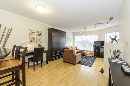 at 210 - 1869 Spyglass Place, Fairview VW, Vancouver West