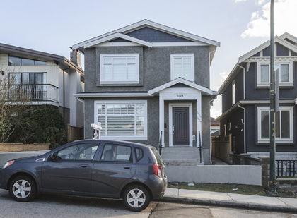 at 1028 East 37th Avenue, Fraser VE, Vancouver East