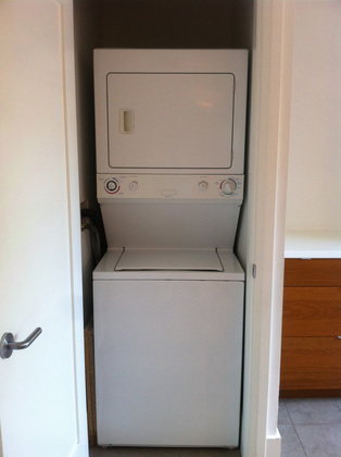 Suite - washer-dryer at 481 West 18th Avenue, Cambie, Vancouver West