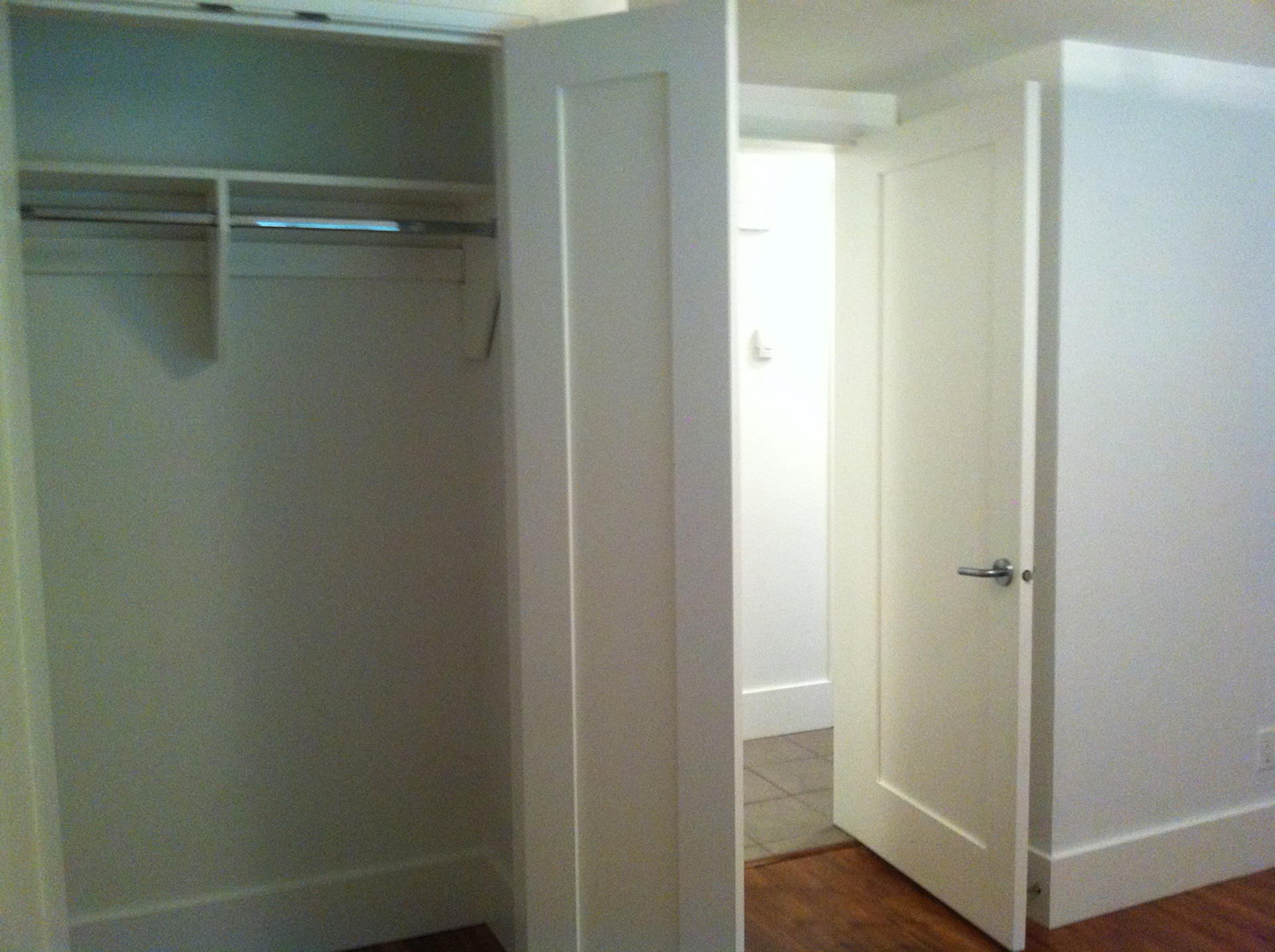 Suite - 2nd-bed-closet at 481 West 18th Avenue, Cambie, Vancouver West