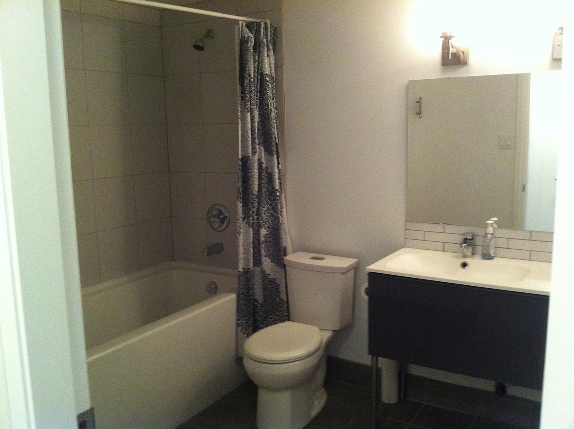 Suite - bath at 481 West 18th Avenue, Cambie, Vancouver West