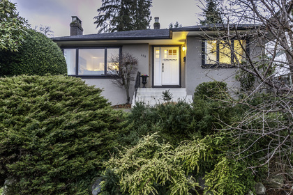 Exterior Front 02 at 438 E 17th Street, Central Lonsdale, North Vancouver