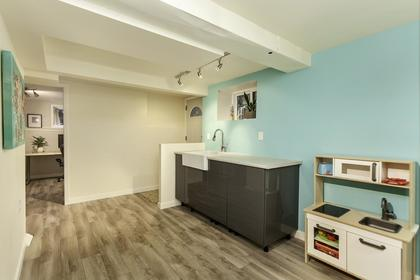 Kitchen - Suite 23 at 438 E 17th Street, Central Lonsdale, North Vancouver
