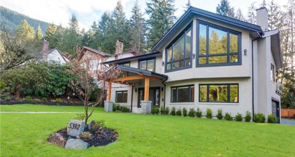 5392 Cliffridge Avenue, Canyon Heights NV, North Vancouver