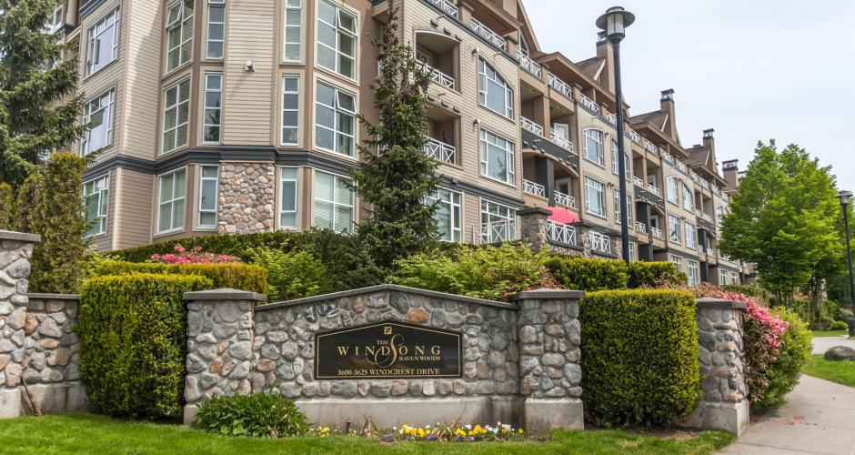 326 - 3600 Windcrest Drive, Roche Point, North Vancouver
